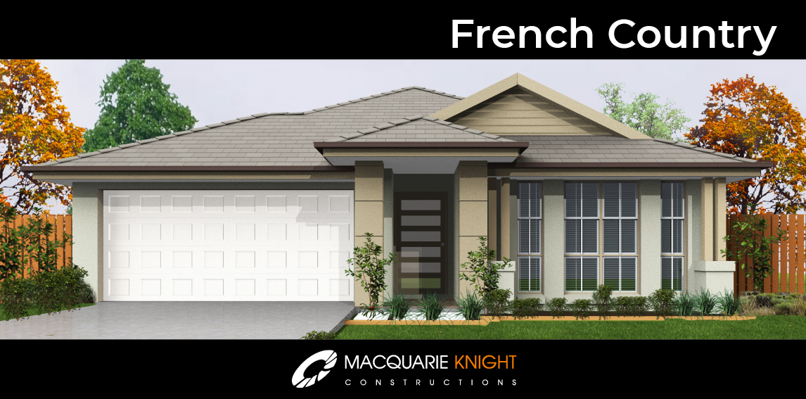 Macquarie Knight – French Country