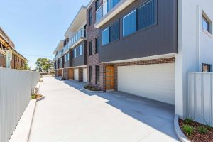 Macquarie Knight Constructions – townhouses